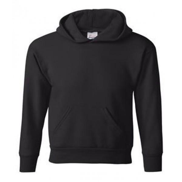 black youth hooded sweatshirt