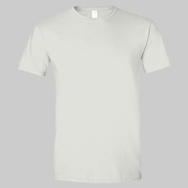 white blank t-shirt