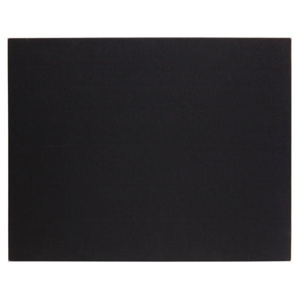 black leatherette home wall decor