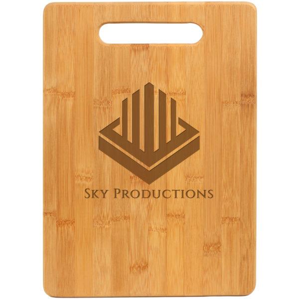 rectangle bamboo cutting board