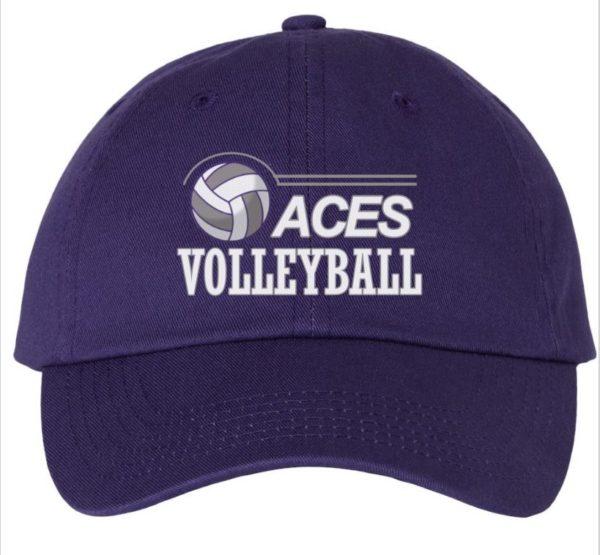Valucap purple cap